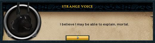 The Strange Voice