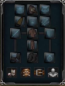 Mourner gear