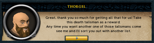 Thorgel: Great, thank you so much for getting all that for us!