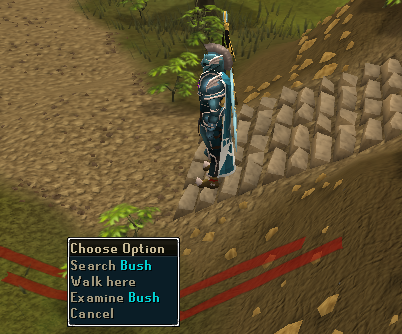 Search bush