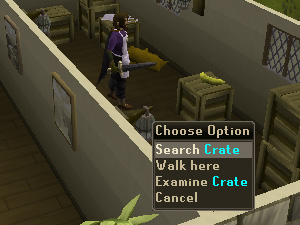 Search Crate