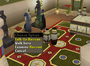 Talk to Hassan