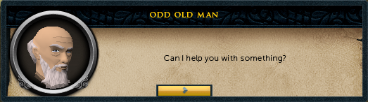 Odd Old Man