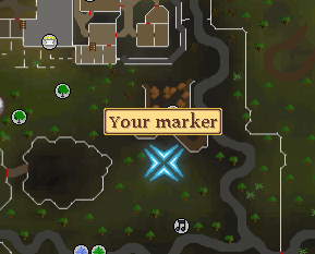 Map to Varrock Bears