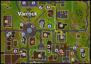 Map to Sewers