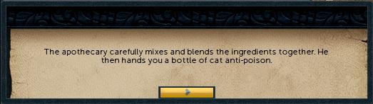 Blending ingredients