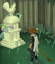 Evil Chicken Shrine