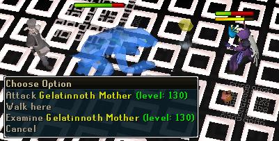 Gelatinnoth Monster