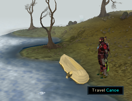 Travel Canoes