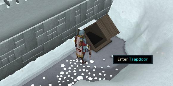 Enter Trapdoor