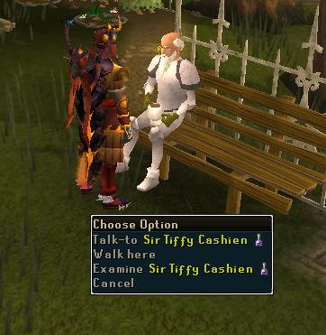 Talk to Sir Tiffy Cashien