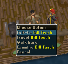 Talk to Bill Teach