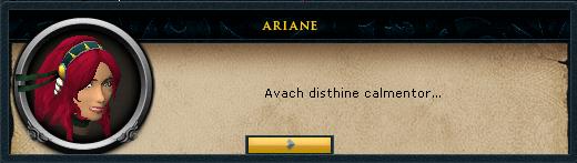 Avach disthine calmentor