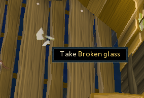 Take Broken Glass
