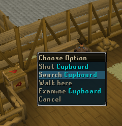 Search Cupboards