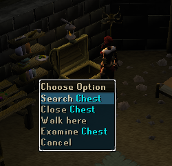 Search Chest