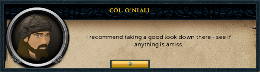 Colonel O'Niall