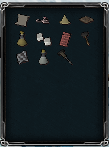 Some Like it Cold - Inventory of Battlefish supply items