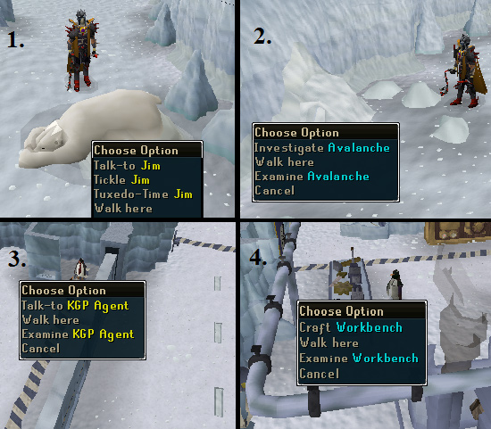 Some Like it Cold - Steps to craft the Penguin Rock Costumes