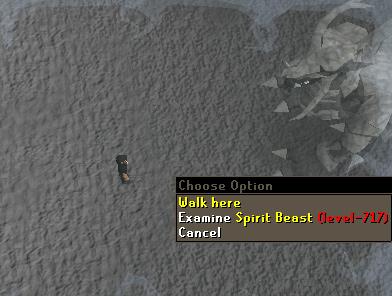 Spirit beast