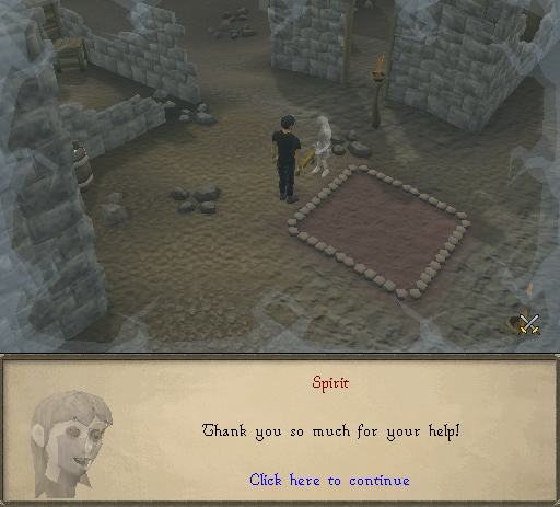 Spirit: Thank you so much for your help!