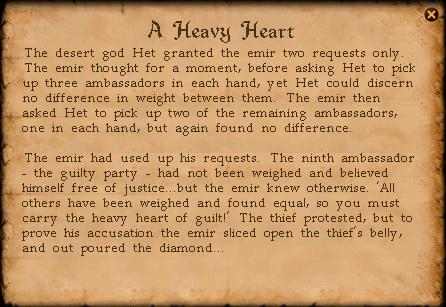 Stolen Hearts - A Heavy Heart