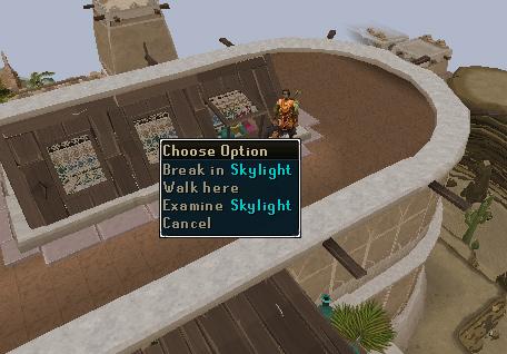 Stolen Hearts - Break in Skylight