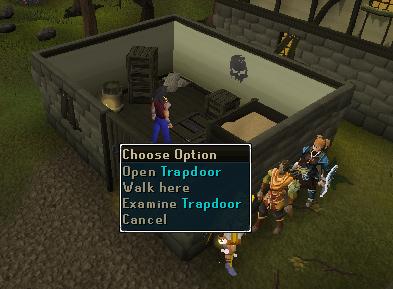 Stolen Hearts - Open Trapdoor