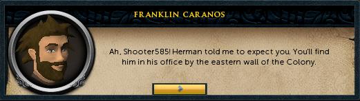 Franklin Caranos