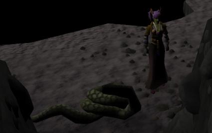 Juna the Serpent