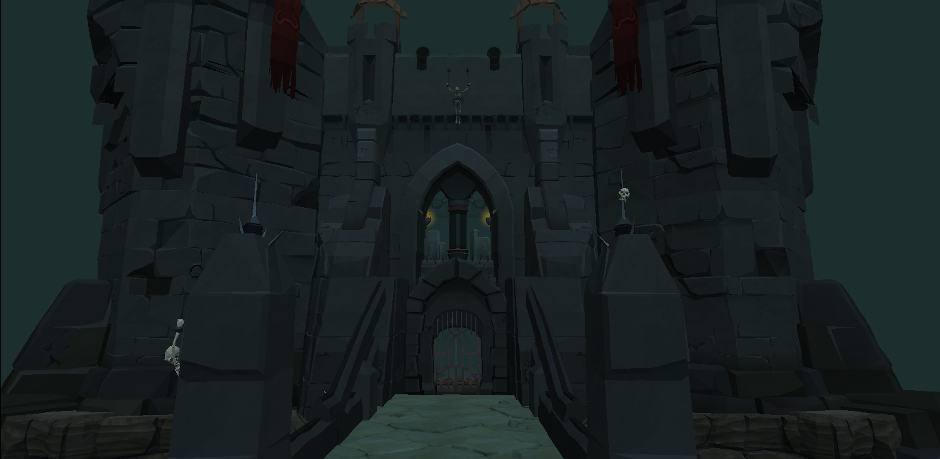 The Black Knight Fortress