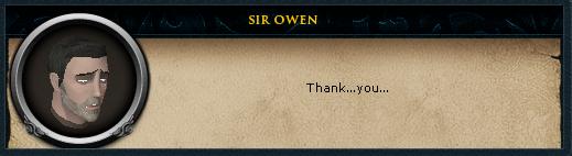 Owen Thanks You