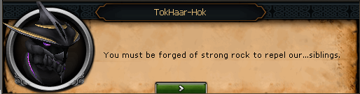 Speaking with TokHaar-Hok