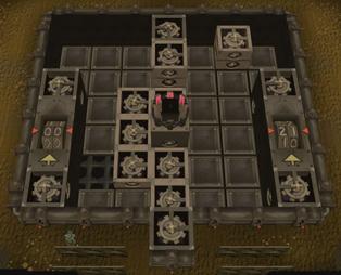 Puzzle solution Part 3