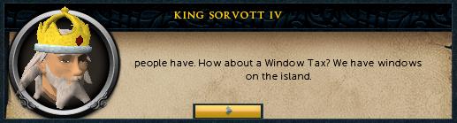 King Sorvott IV