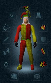 Jester equipment bonuses