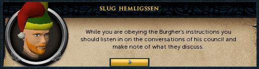 Slug Hemligssen