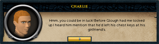 Charlie: Hmm... you could be in luck!