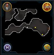 Minimap safespot location
