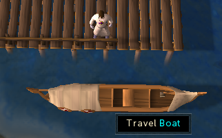 Travel on the Boat