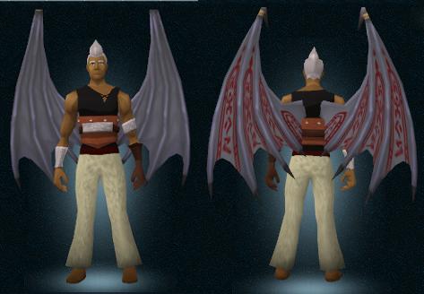 Drakan's Wings.