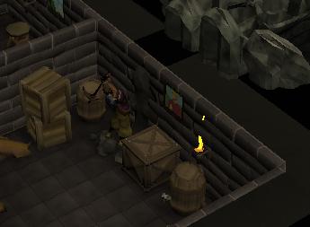 Mining the wall
