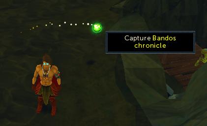 Capture Bandosian Chronicles for extra lore
