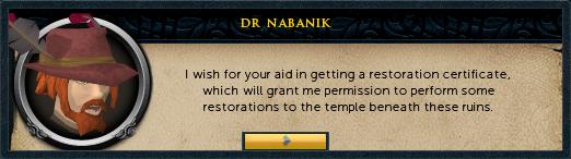 I wish your aid