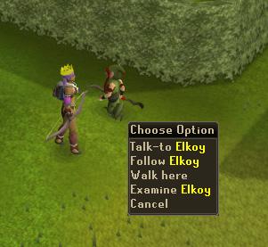 Follow Elkoy