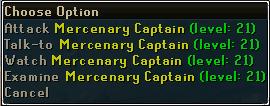 Watch mercenary captain