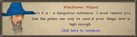 Watchtower - Watchtower Wizard: