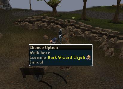 What's Mine is Yours - Dark Wizard Elijah