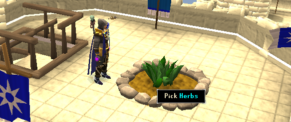 Pick Herbs