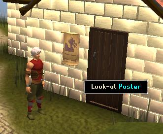 Look at poster